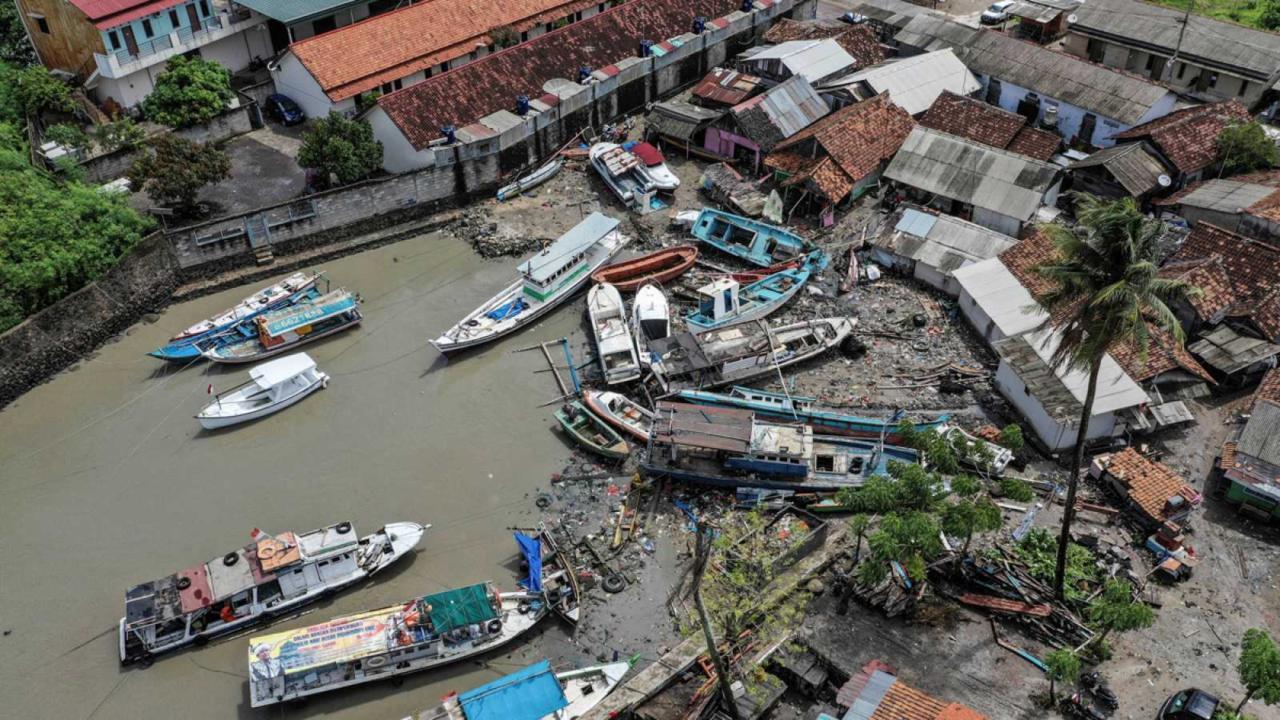 España aportará 60.000 euros para los afectados por el tsunami en Indonesia