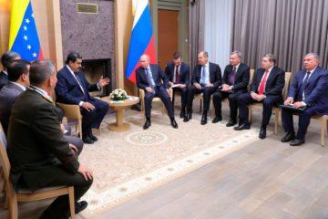 Rusia y Venezuela seguirán manteniendo relaciones bilaterales