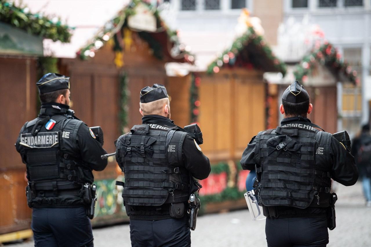 Ataque terrorista en Estrasburgo dejó cuatro detenidos