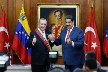 Venezuela y Turquía firman acuerdos estratégicos de cooperación