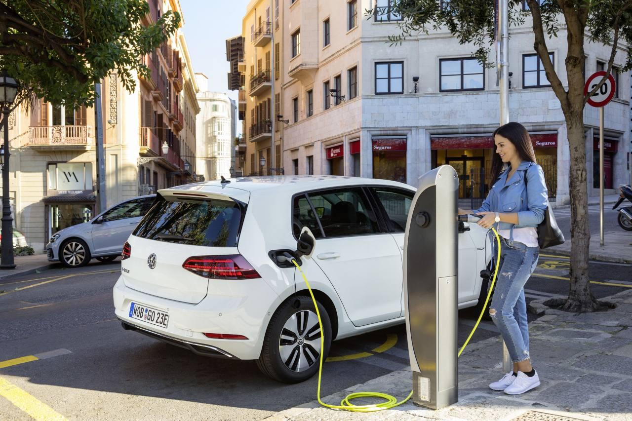 Volkswagen quiere impulsar la red de recarga eléctrica en Alemania