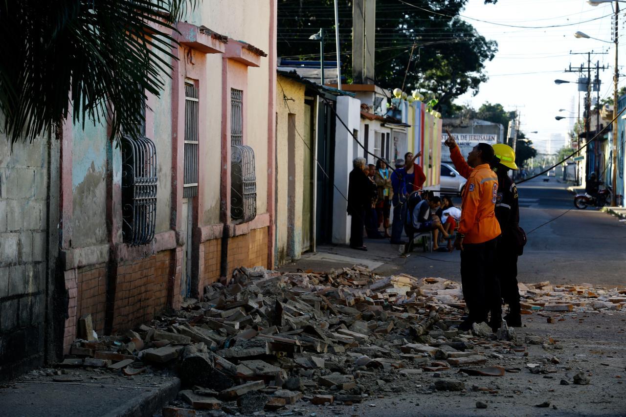 Réplicas han sacudido a los habitantes de Carabobo luego del sismo 4.9