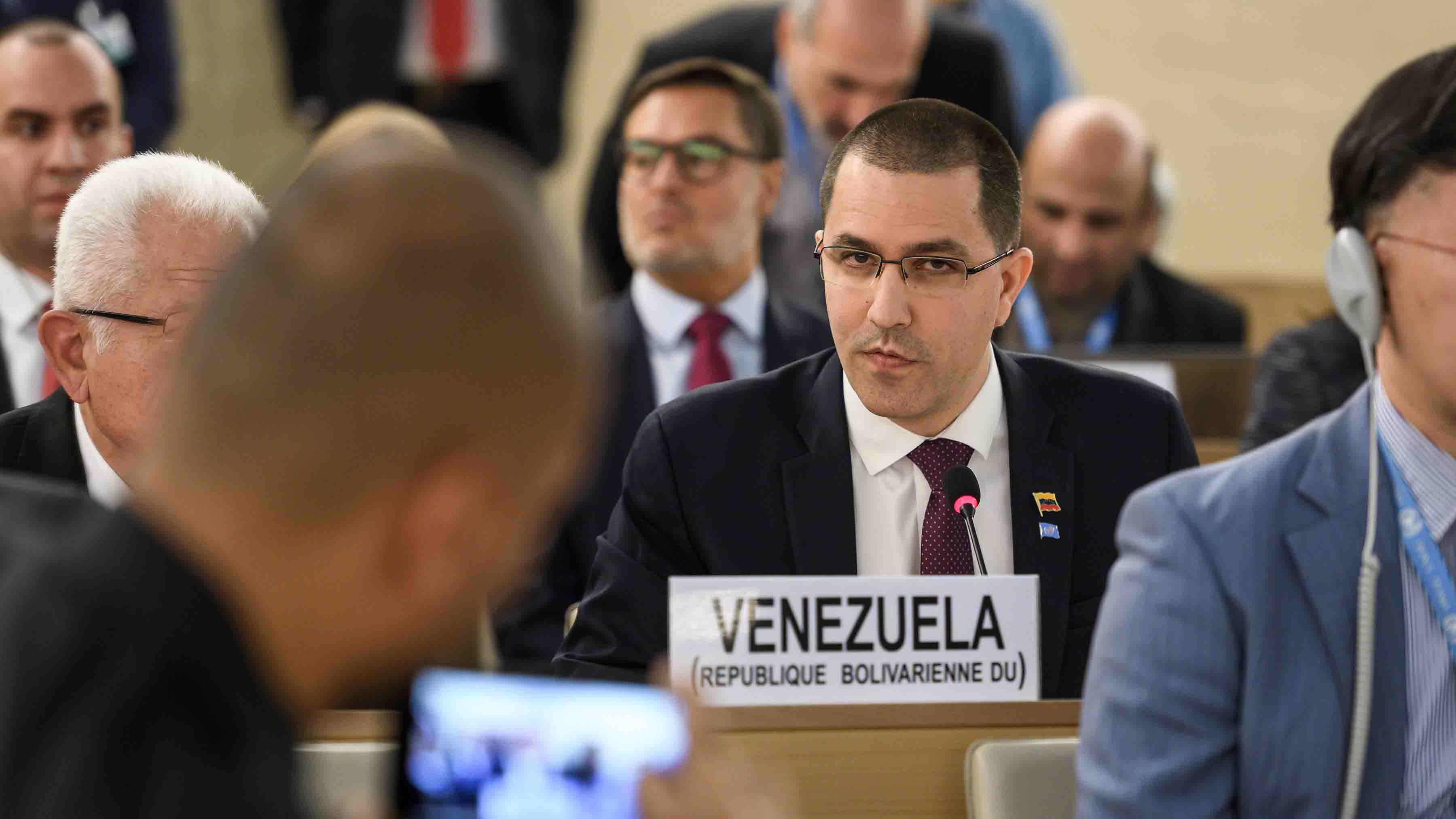 El congreso se inició en coincidencia con la conmemoración del Día Internacional de los Derechos Humanos