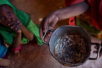 El organismo señaló que dos tercios de la población, mujeres, hombres y niños que no tienen suficiente comida