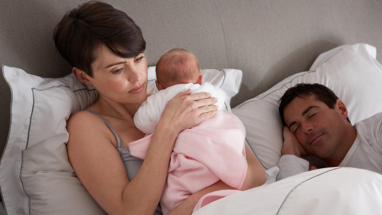 La depresión post-nacimiento deja secuelas en hijas adolescentes