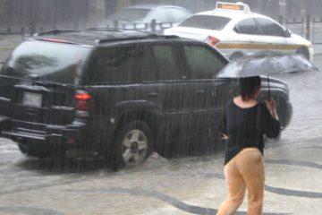 DOBLE LLAVE - El Instituto nacional indicó que en la capital venezolana se presentará un clima parcialmente nublado