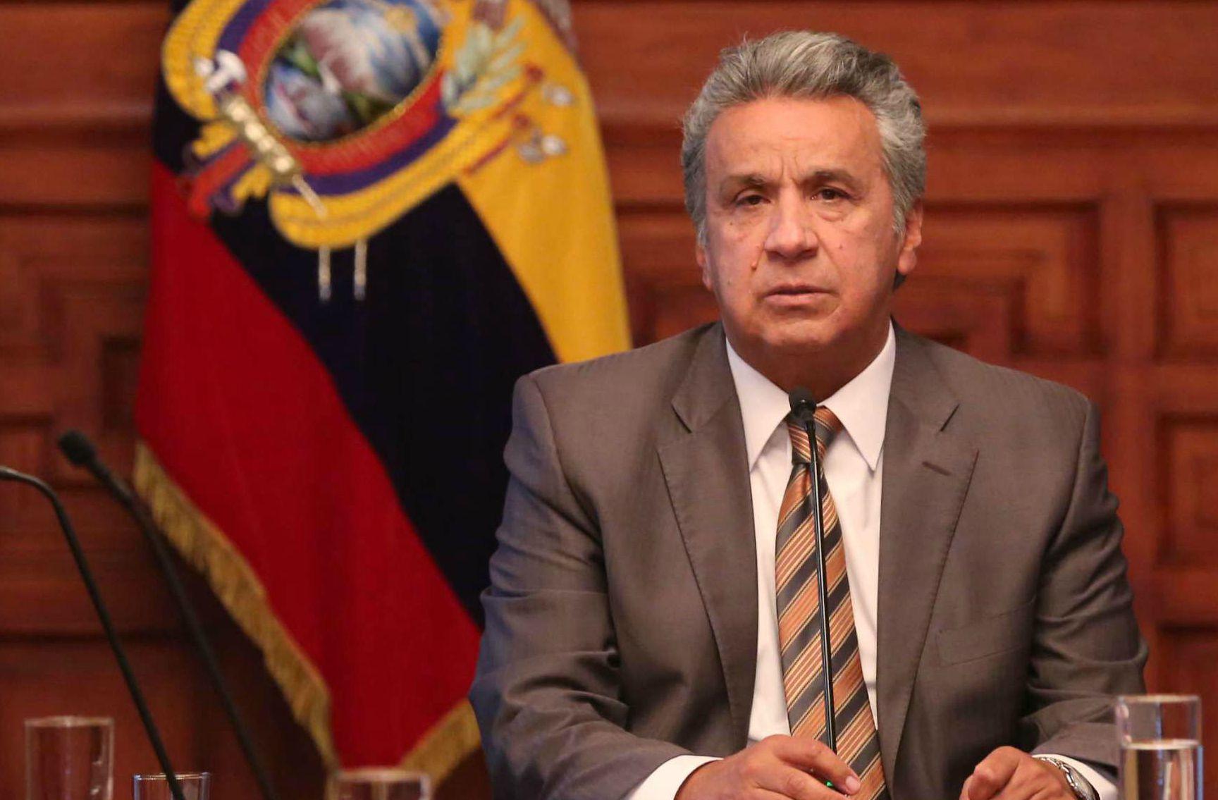 DOBLE LLAVE - La gira presidencial ecuatoriana arrancó el 10 de diciembre y culmina este domingo