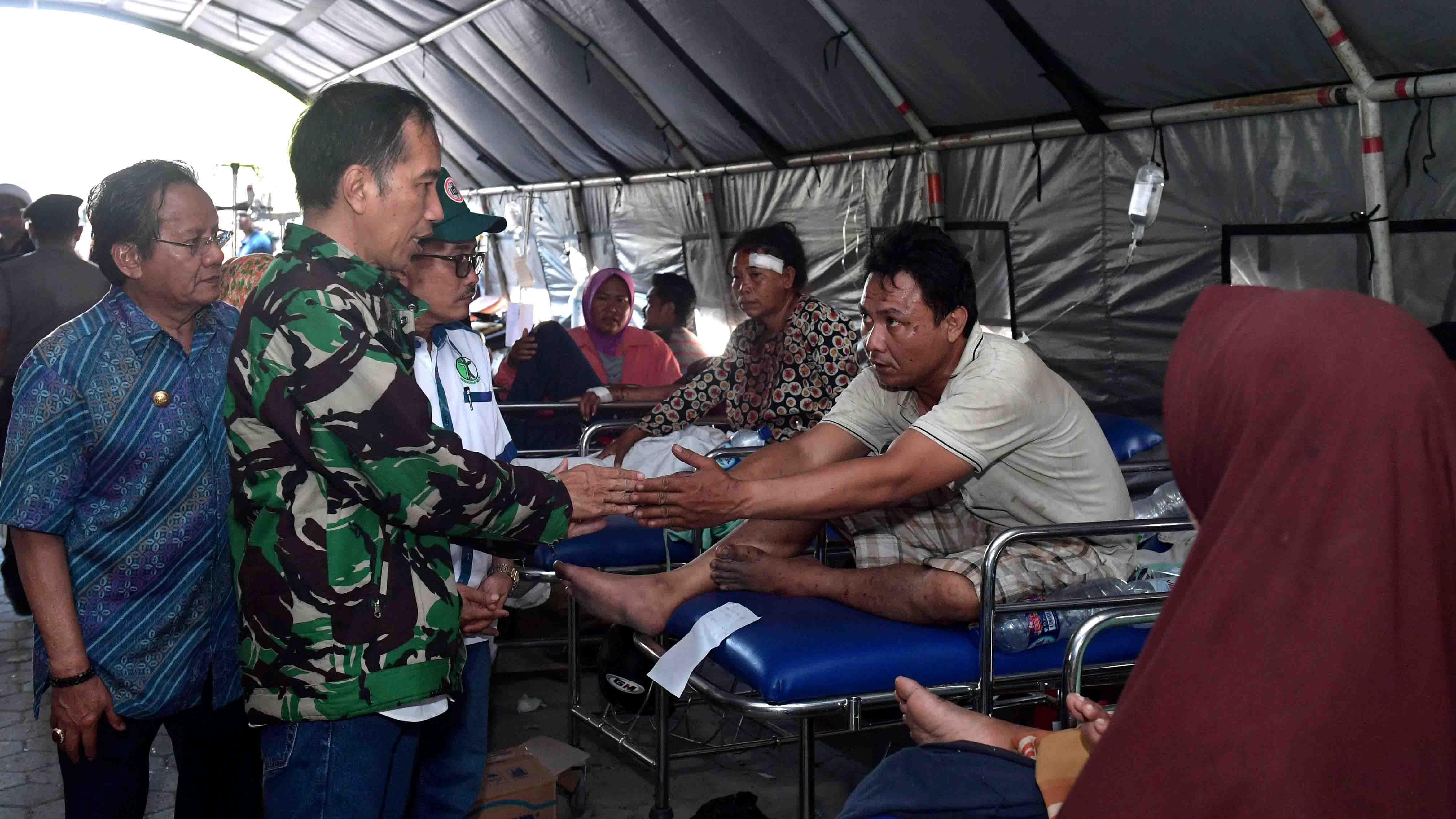 Hasta los momentos las autoridades han contabilizado 373 fallecidos y 11.700personas desplazadas
