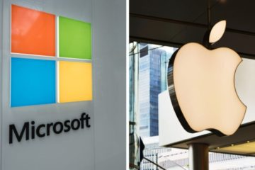 Microsoft supera a Apple en valor bursátil