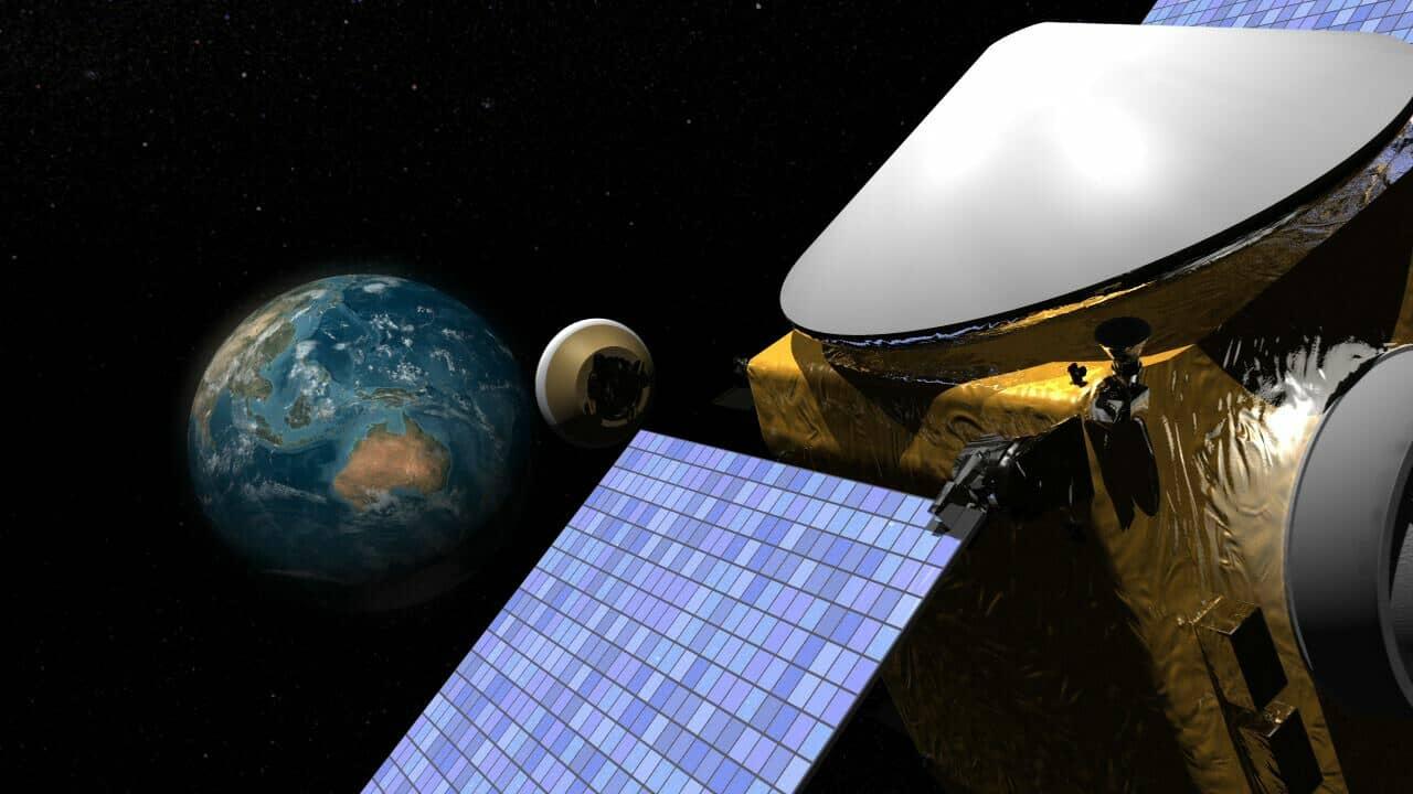 La NASA descubre la existencia de agua en el asteroide Bennu