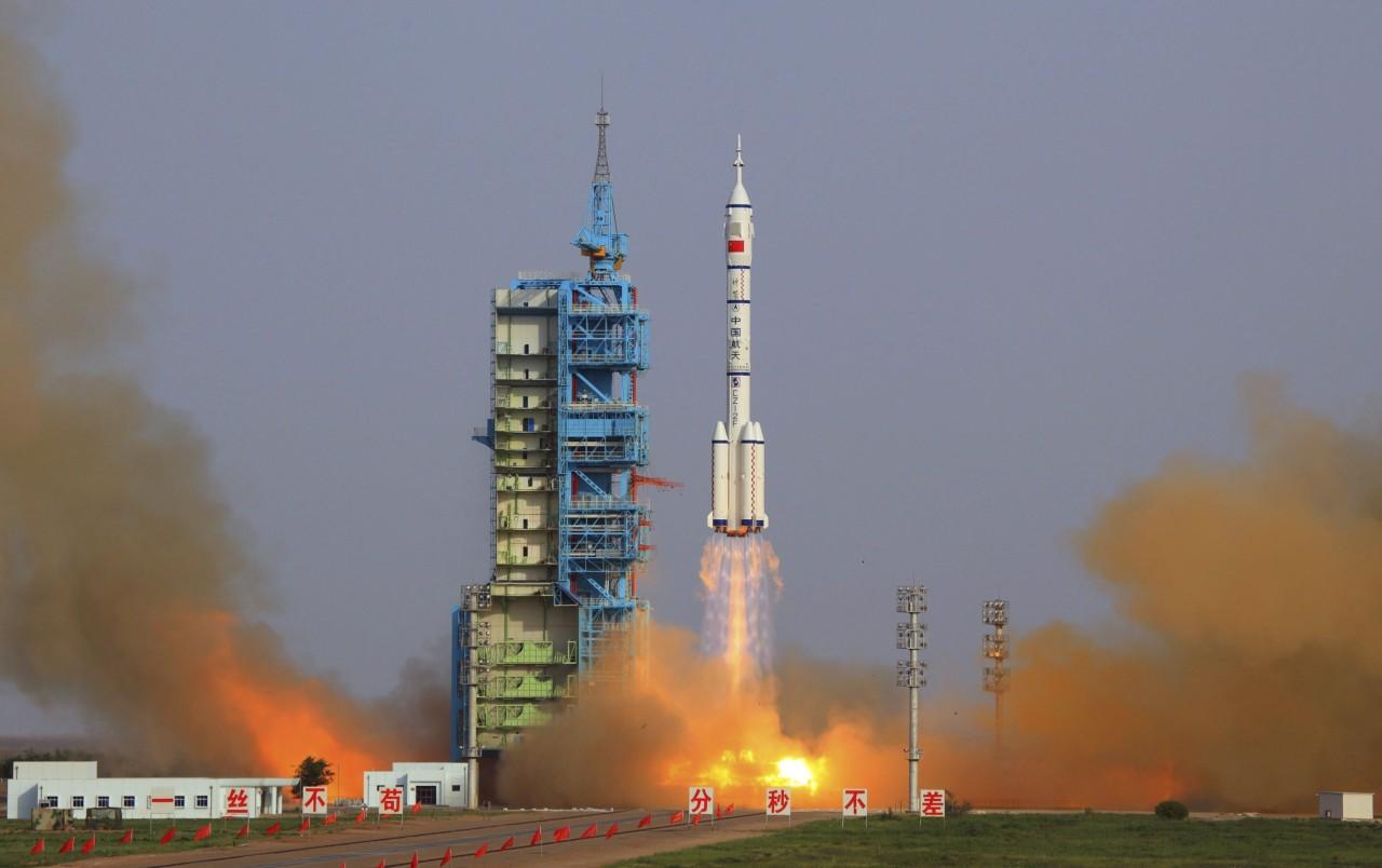 China encabeza por primera vez el ranking de lanzamientos al espacio
