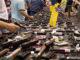 El Sipri apuntó que Estados Unidos es el país que lidera el récord en la fabricación de equipos armamentísticos