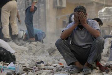 Entre los fallecidos se encuentran cinco soldados estadounidenses que estaban en la ciudad de Manbij
