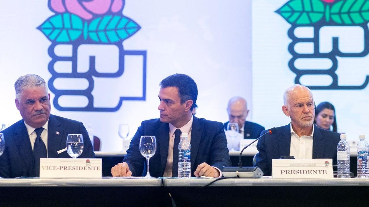 La organización centroizquierdista expresó su enorme preocupación por la represión ejercida por el Gobierno nacional