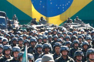 El presidente brasileño manifestó su preocupación por las maniobras de bombarderos rusos en Venezuela