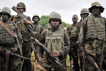 El presunto alzamiento militar buscaba deponer al presidente de la nación Ali Bongo Ondimba