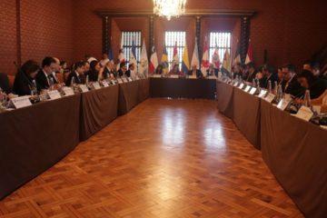 Distintos países de América exhortaron al gobierno venezolano a que transfiera el poder a la Asamblea Nacional