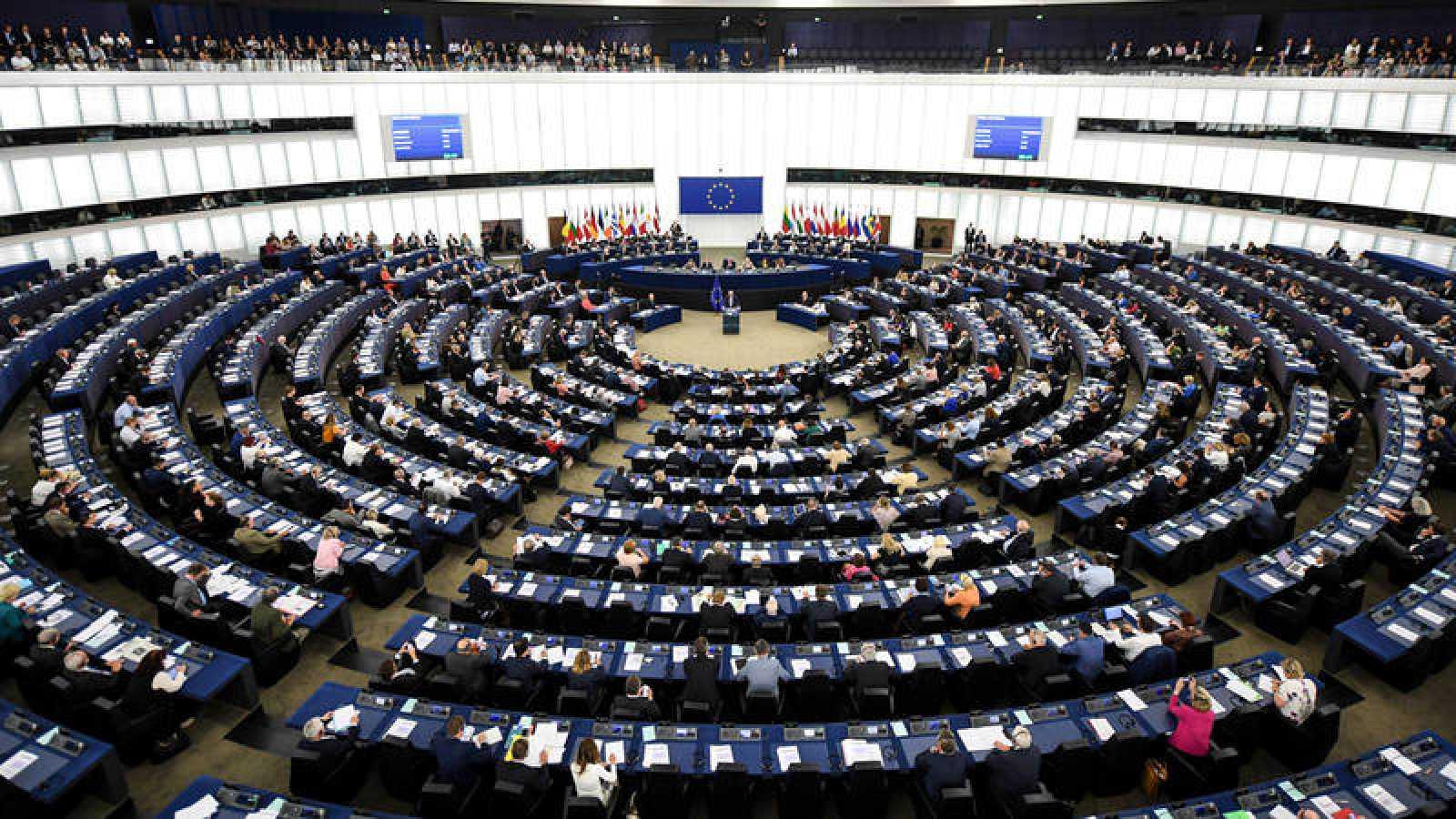 El máximo representante del organismo, Antonio Tajani, expresó que seguirá luchando por el establecimiento de la democracia en Venezuela