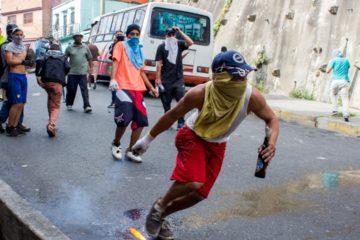 Los Mecedores y Puerta Caracas son algunas de las zonas populares en las que se han generado protestas espontáneas