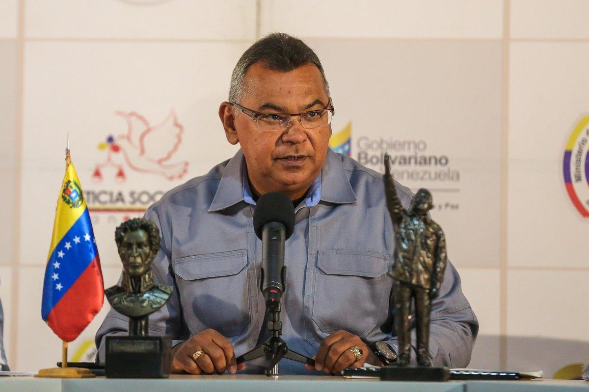 Presuntamente los castrenses formaban parte un plan conspirativo contra Nicolás Maduro