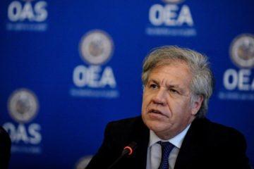 El secretario general, Luis Almagro, manifestó que Nicolás Maduro ya no puede designar diplomáticos