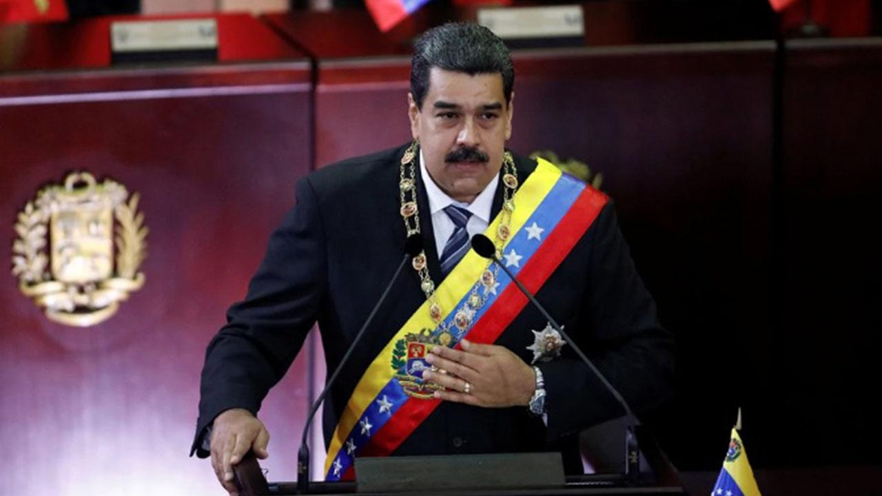 El presidente reiteró que el domingo se vence el plazo de 72 horas para que los diplomáticos abandonen el país