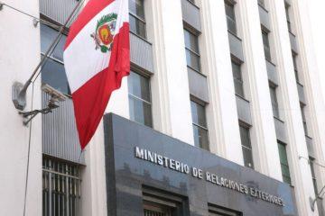 La medida forma parte de la política dedesconocimiento del nuevo presidenteque impulsa la nación andina con otros líderes en la región