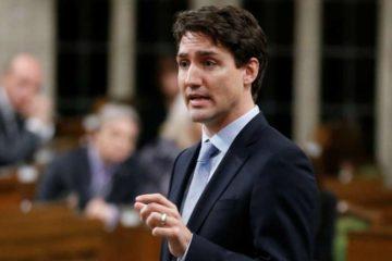 El primer ministro Justin Trudeau informó que proporcionará 53 millones de dólares en provisiones