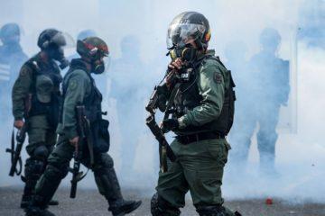 Los parlamentarios se dirigían hacia la frontera antes de que efectivos de la Guardia Nacional bloquearan el túnel La Cabrera