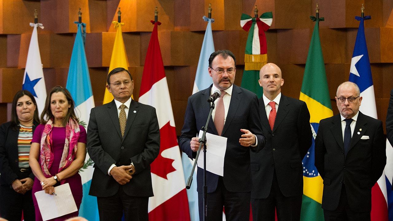 Los países descartaron el uso de la fuerza para despojar al Gobierno venezolano