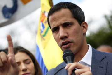 El presidente interino de Venezuela consideró que el gigante necesario será necesario para impulsar la economía del país
