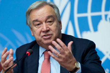 La Organización de las Naciones Unidas ofrece su servicio como mediadora en el conflicto