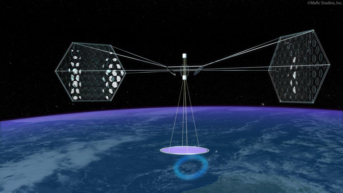 La plataforma permitiría disminuir considerablemente la contaminación en el planeta Tierra