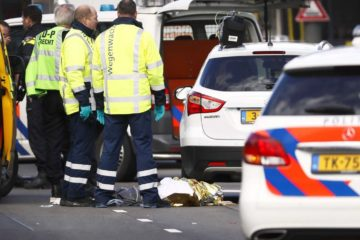 La policía de la localidad de Utrecht detuvo Gökmen Tanis, presunto autor del hecho