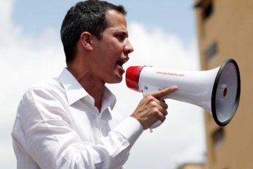 Desde el estado Carabobo el presidente interino instó al pueblo a movilizarse en las calles de manera permanente