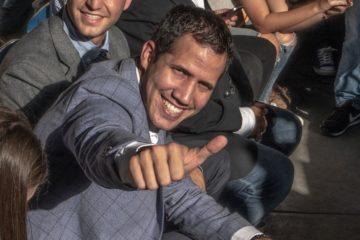 Juan Guaidó para El Sumario y Doble Llave
