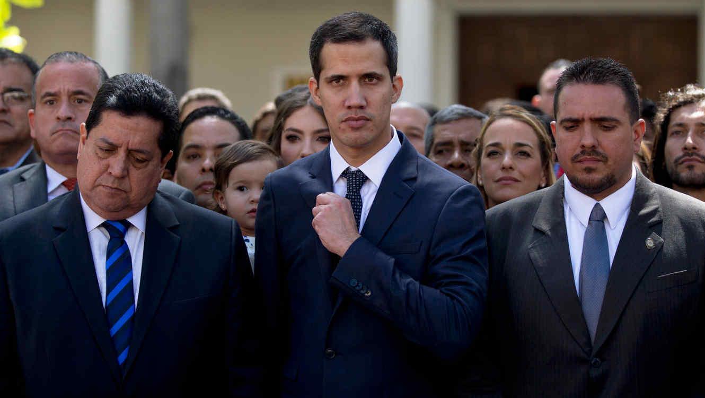Guaidó activará la Operación Libertad: Llegó el momento de dar el paso