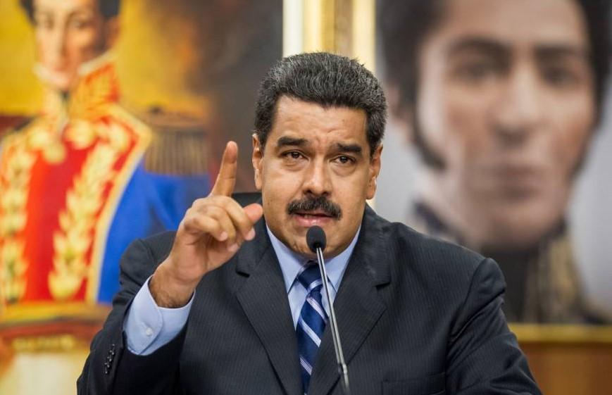 mega apagón nacional en Venezuela
