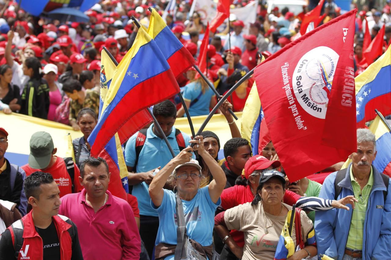 Las movilizaciones serán realizadas en los 335 municipios del país y en Caracas en las plazas de cada parroquia