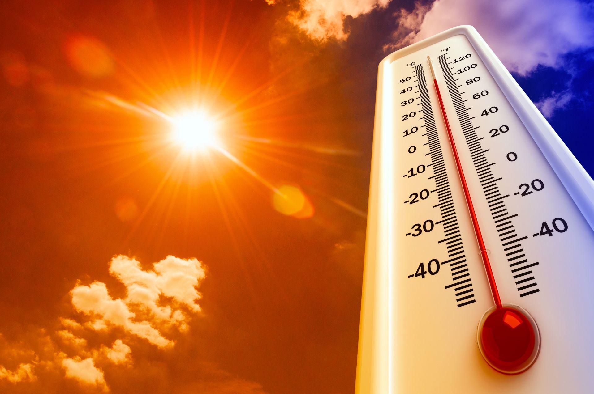 El calor puede provocar afecciones de leves que van desde confusión hasta irritabibilidad