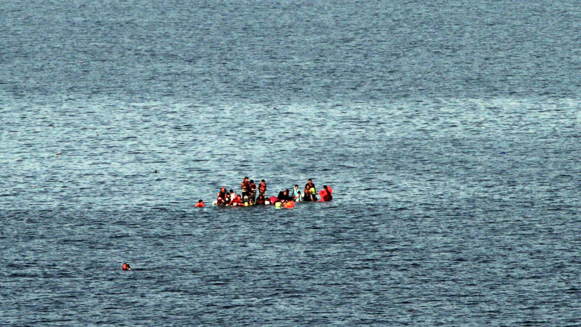 Hasta el momento reportaron 11 súpervivientes y una víctima mortal
