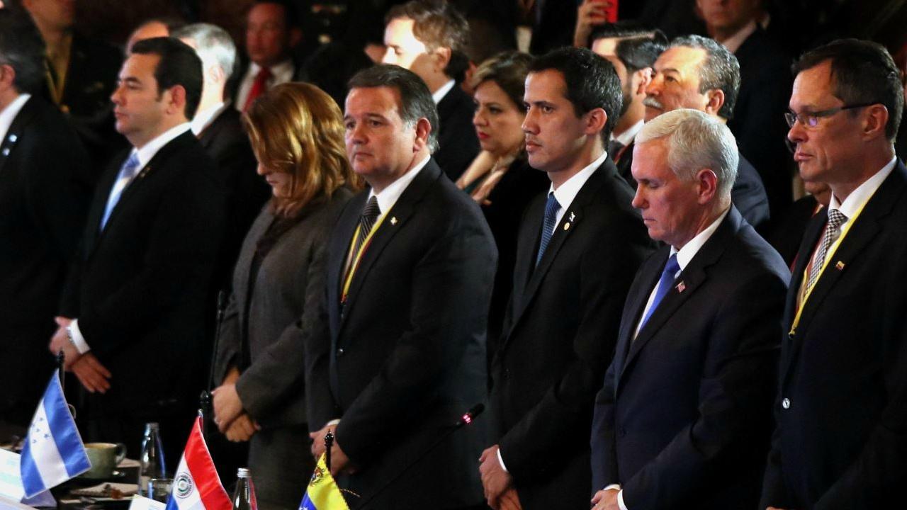 """Grupo de Lima solicita a la ONU """"acciones"""" para la paz en Venezuela"""
