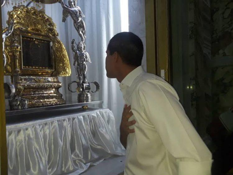 Guaidó reconoce lucha de los zulianos y rindió homenaje a la Virgen de Chiquinquirá