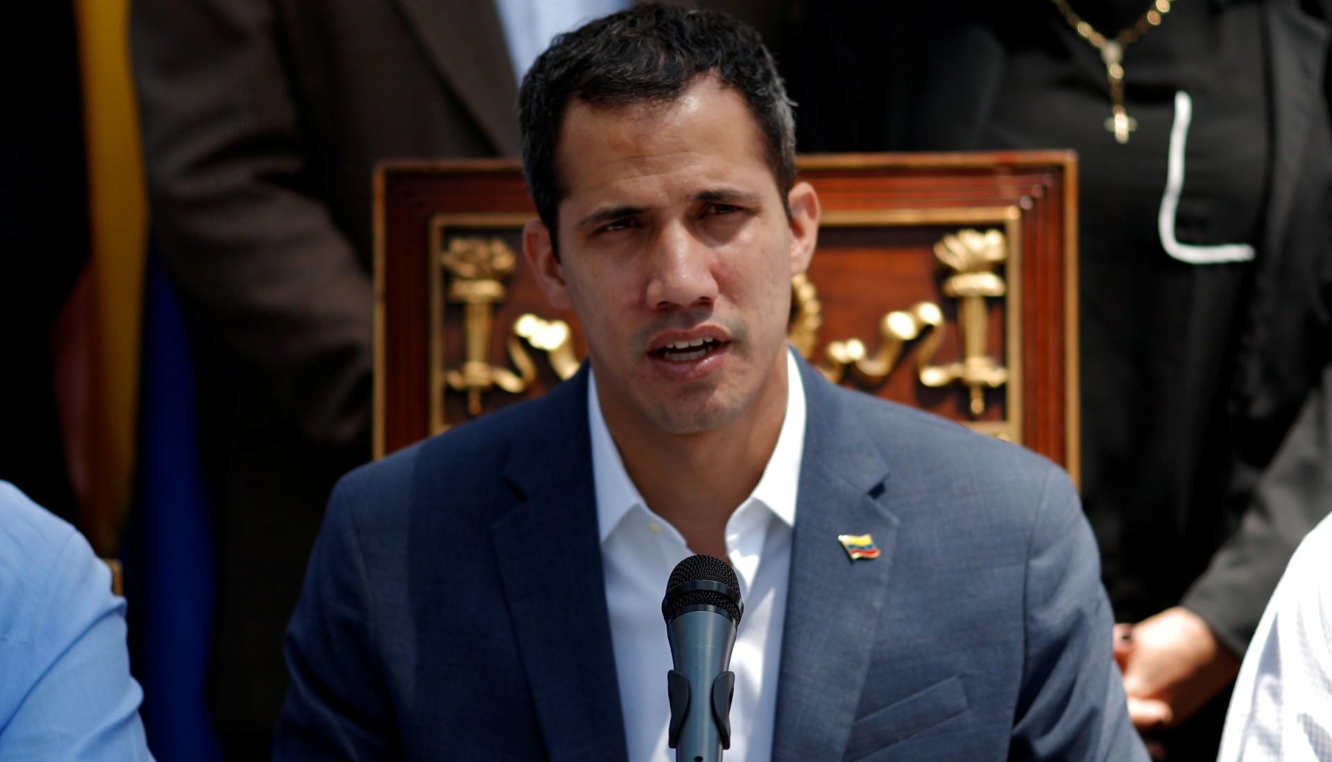Guaidó se pronunciará ante los venezolanos al final de este día