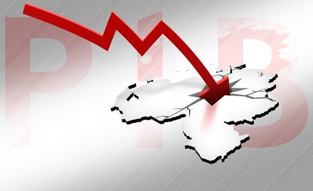 Pronostican contracción del PIB en Venezuela