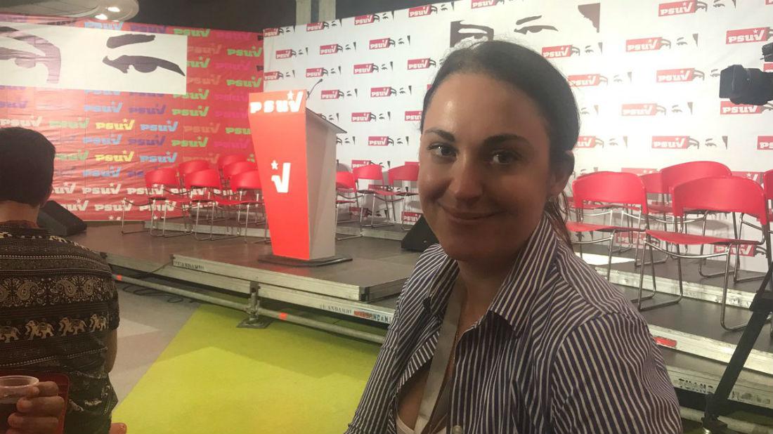 Periodista sueca es deporada y reportero venezolano detenido, este jueves santo