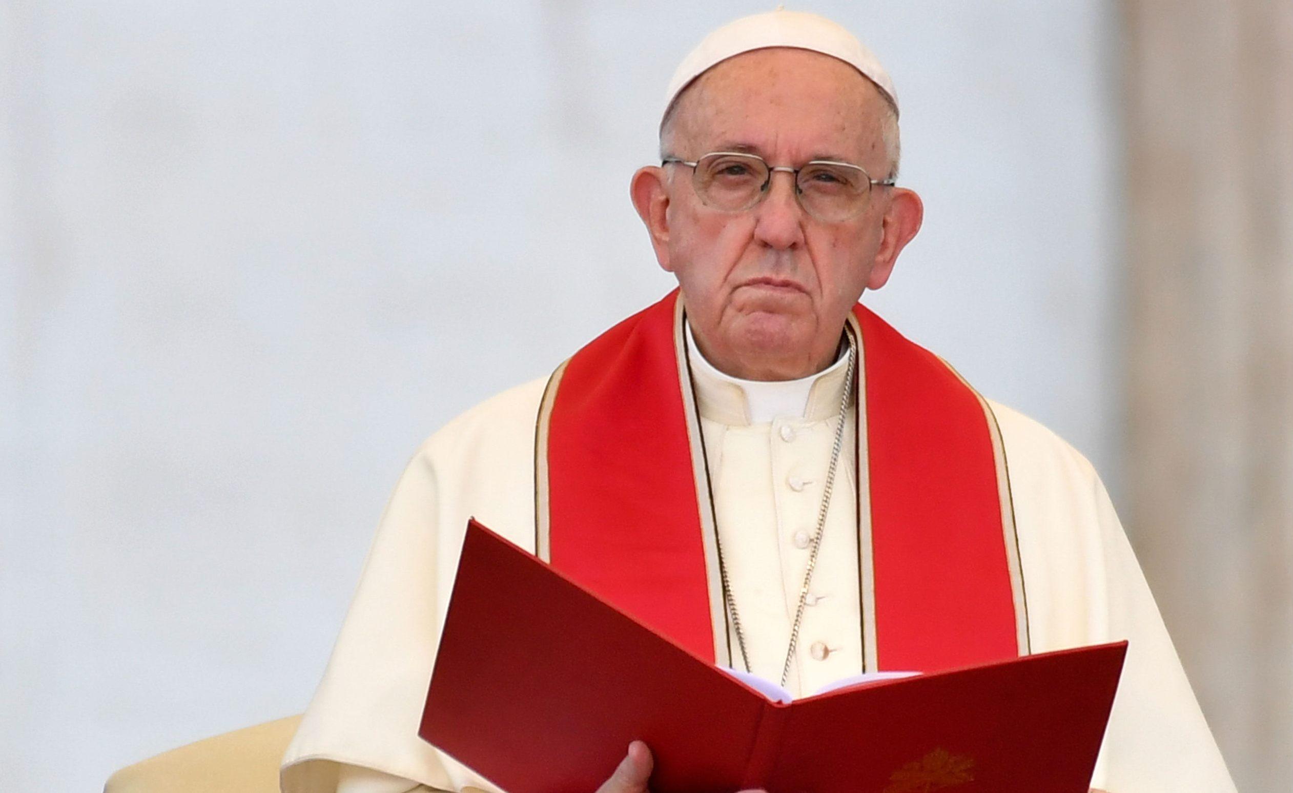 """Papa Francisco: """"La pandemia no muestra signos de pararse"""""""