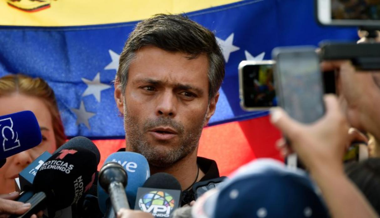 Leopoldo López no descarta reunirse con Pablo Iglesias