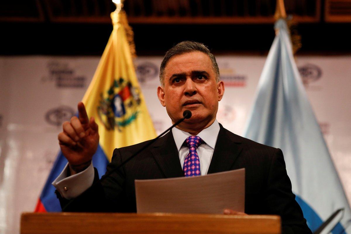 Saab aseguró que se pretendía perjudicar el servicio eléctrico nacional y la industria petrolera, además de traficar drogas desde Colombia