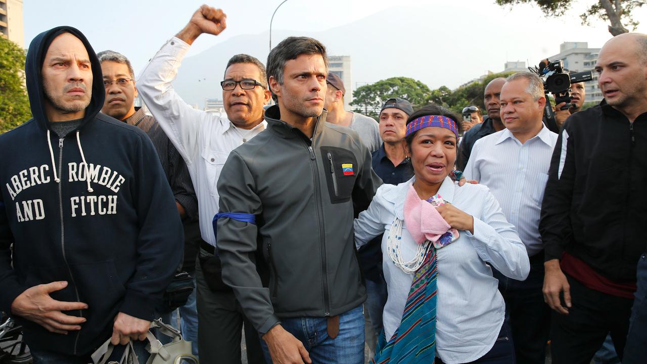 El tribunal de Caracas ordenó que el dirigente sea trasladado a Ramo Verde